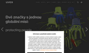 Uvex-safety.cz thumbnail