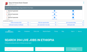 Ethio Job Vacancy