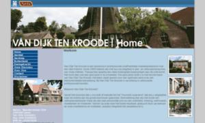 Vandijktenkroode.nl thumbnail