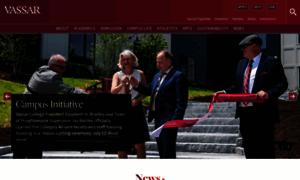 Vassar.edu thumbnail