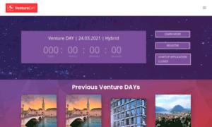 Ventureday.ch thumbnail