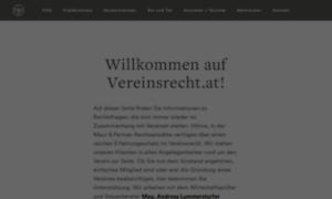 Vereinsrecht.at thumbnail