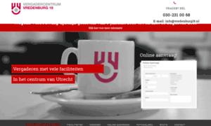 Vergaderaccommodatievredenburg.nl thumbnail