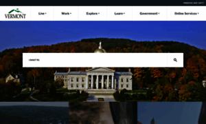 Vermont.gov thumbnail