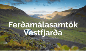 Vestfirskferdamal.is thumbnail
