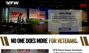 Vfw.org thumbnail