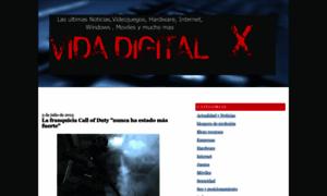 Vidadigitalx.blogspot.com.ar thumbnail