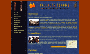 Villages-dogons.org thumbnail
