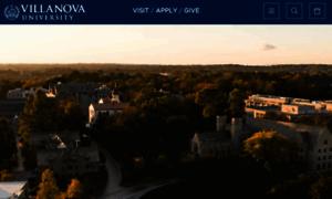 Villanova.edu thumbnail