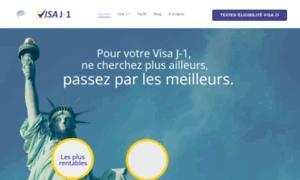 Visa-j1.fr thumbnail