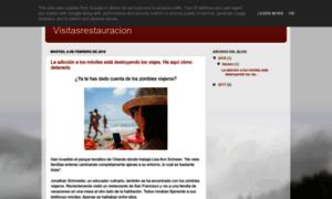 visitasrestauracion.es - Visitasrestauracion