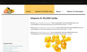 Vitamind50000units.net thumbnail