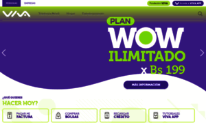 Viva.com.bo thumbnail