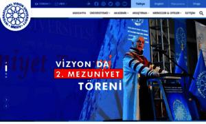 vizyon.edu.mk - Uluslararası VİZYON Üniversitesi Resmi Web Sitesi