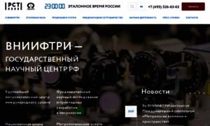 Vniiftri.ru thumbnail