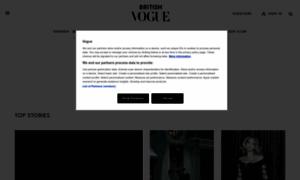 Vogue.co.uk thumbnail