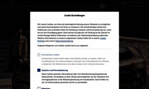 Volkswagen.de thumbnail