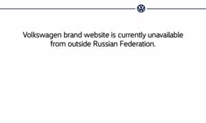Volkswagen.ru thumbnail
