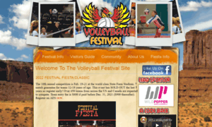 Volleyball-festival.com thumbnail
