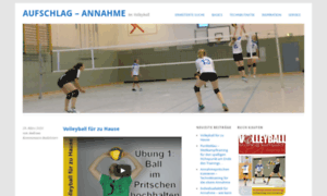 Volleyball-training.de thumbnail