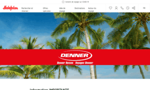 Voyages-denner.ch thumbnail