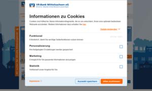 Vr-bank-mittelsachsen.de thumbnail