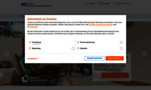 Vr-bank-nuernberg.de thumbnail