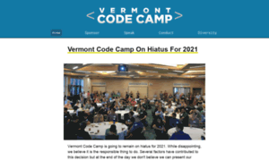 Vtcodecamp.org thumbnail