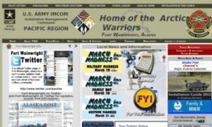 Wainwright.army.mil thumbnail
