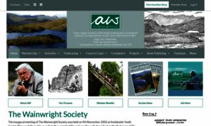 Wainwright.org.uk thumbnail