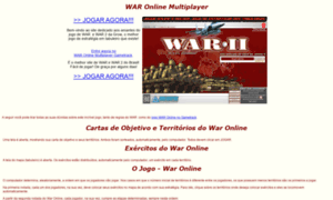 War2.com.br thumbnail