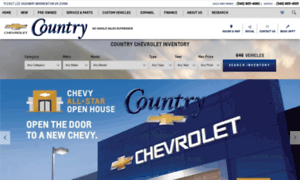 Warrentonchevrolet.com thumbnail