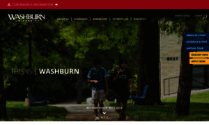 Washburn.edu thumbnail