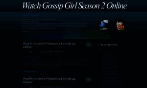 Watch-gossipgirl-season2.blogspot.hk thumbnail