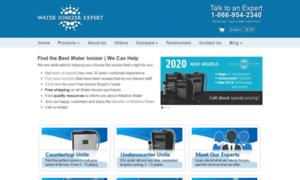 Waterionizerexpert.com thumbnail