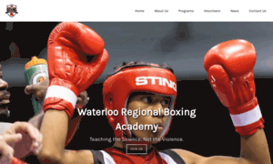 Waterlooboxing.ca thumbnail