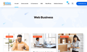 Web-business.fr thumbnail