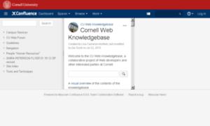 Web.cornell.edu thumbnail