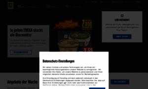 Web.edeka.de thumbnail