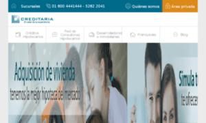 Web2016.creditaria.com.mx thumbnail