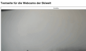 Webcams.skiwelt.at thumbnail