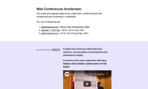 Webconferences.nl thumbnail