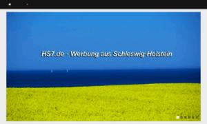 Webdesign-fotografie-ostsee.de thumbnail