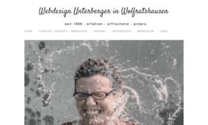 Webdesign-unterberger.de thumbnail
