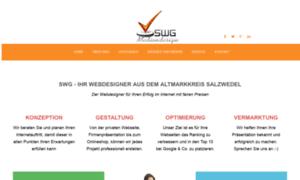 Webdesigner.swg-webdesign.de thumbnail