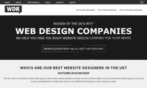 Webdesignreview.co.uk thumbnail