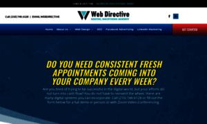 Webdirective.com thumbnail