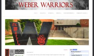 Weber.wsd.net thumbnail