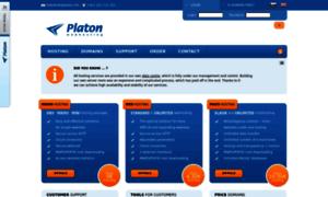 Webhosting.platon.net thumbnail