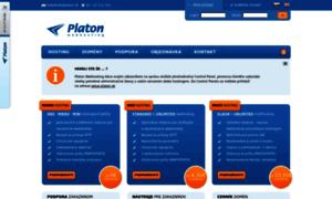 Webhosting.platon.org thumbnail